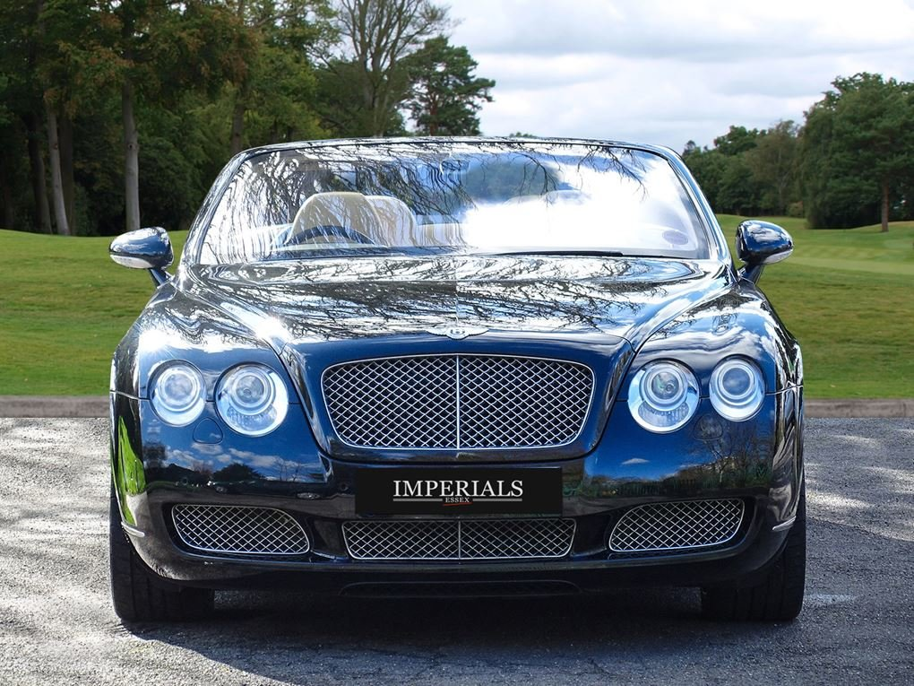 2006 Bentley  CONTINENTAL GTC  CABRIOLET AUTO  29,948 For Sale (picture 8 of 21)