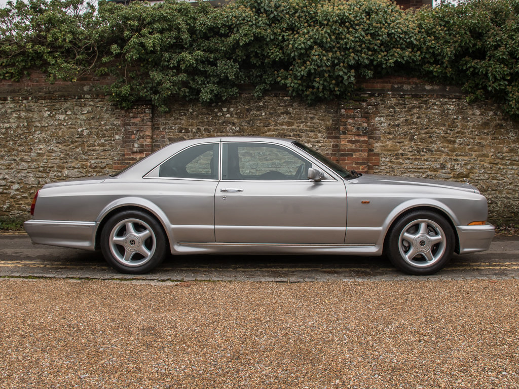 2000 Bentley    Continental T For Sale (picture 1 of 18)