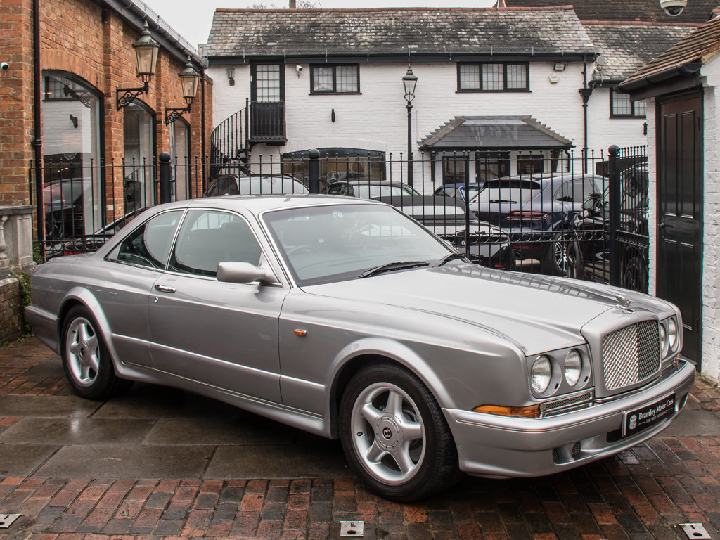 2000 Bentley    Continental T For Sale (picture 2 of 18)