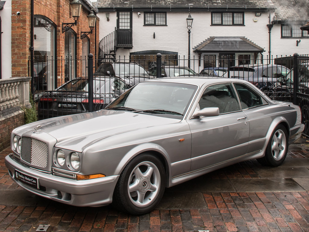 2000 Bentley    Continental T For Sale (picture 4 of 18)