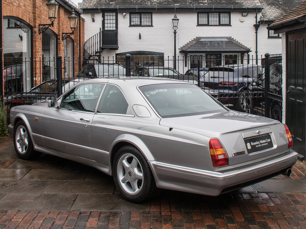 2000 Bentley    Continental T For Sale (picture 5 of 18)