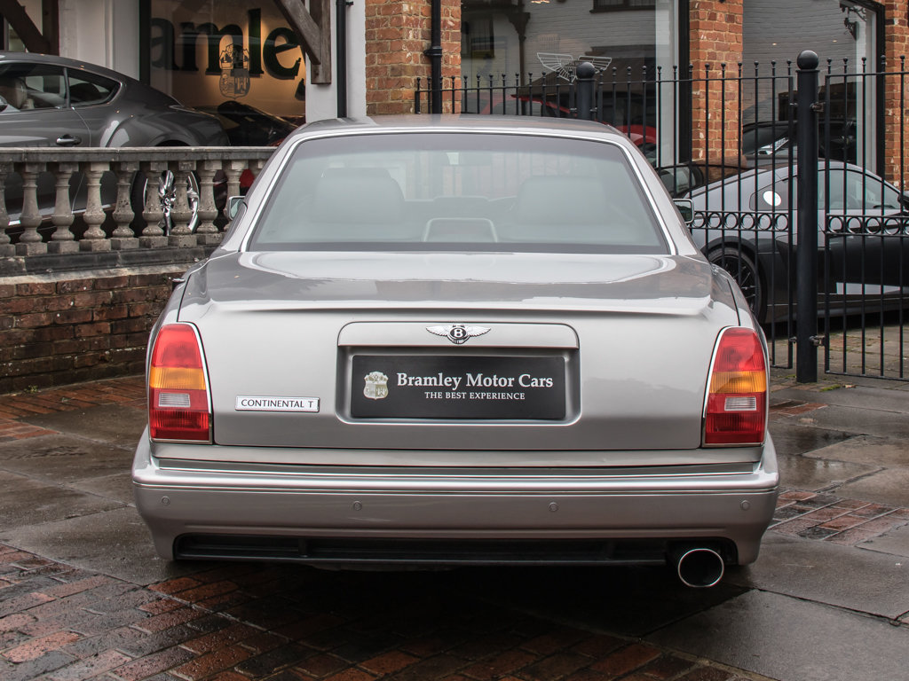 2000 Bentley    Continental T For Sale (picture 6 of 18)