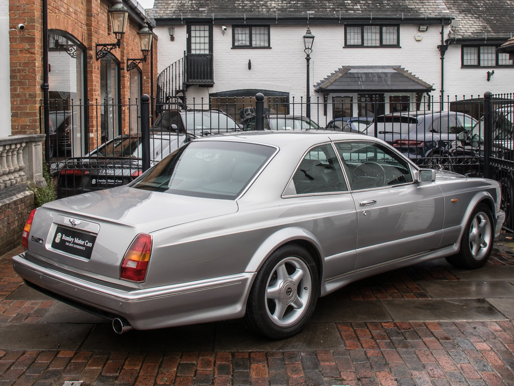 2000 Bentley    Continental T For Sale (picture 7 of 18)