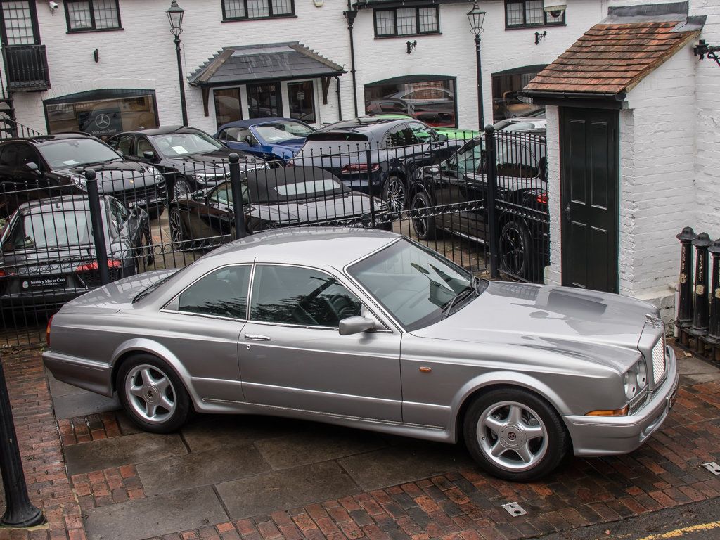 2000 Bentley    Continental T For Sale (picture 8 of 18)