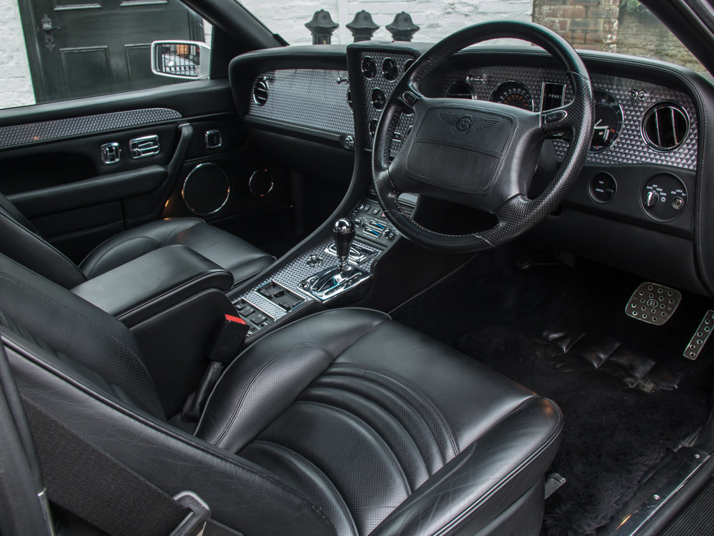 2000 Bentley    Continental T For Sale (picture 12 of 18)