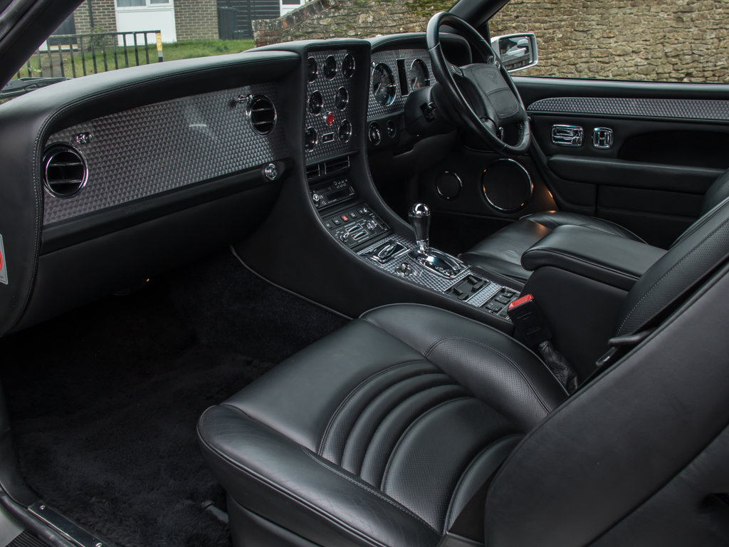 2000 Bentley    Continental T For Sale (picture 14 of 18)