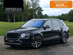 2017 Bentley  BENTAYGA  W12 7 SEATER AUTO  106,948