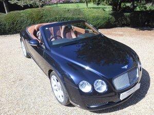 2007 BENTLEY GTC For Sale