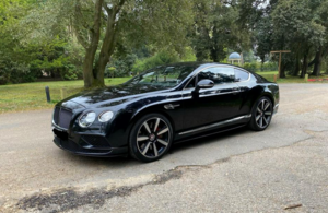 2017 Bentley  CONTINENTAL  GT V8 S MULLINER COUPE  MODEL AUTO