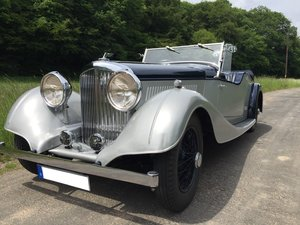 Picture of 1936 Bentley 4 1/4 Liter Sport Open Tourer For Sale