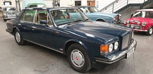 1988 Bentley Turbo R For Sale by Auction