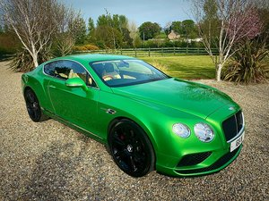 BENTLEY CONTINENTAL GT V8 MULLINER S FACELIFT SPEC - PX