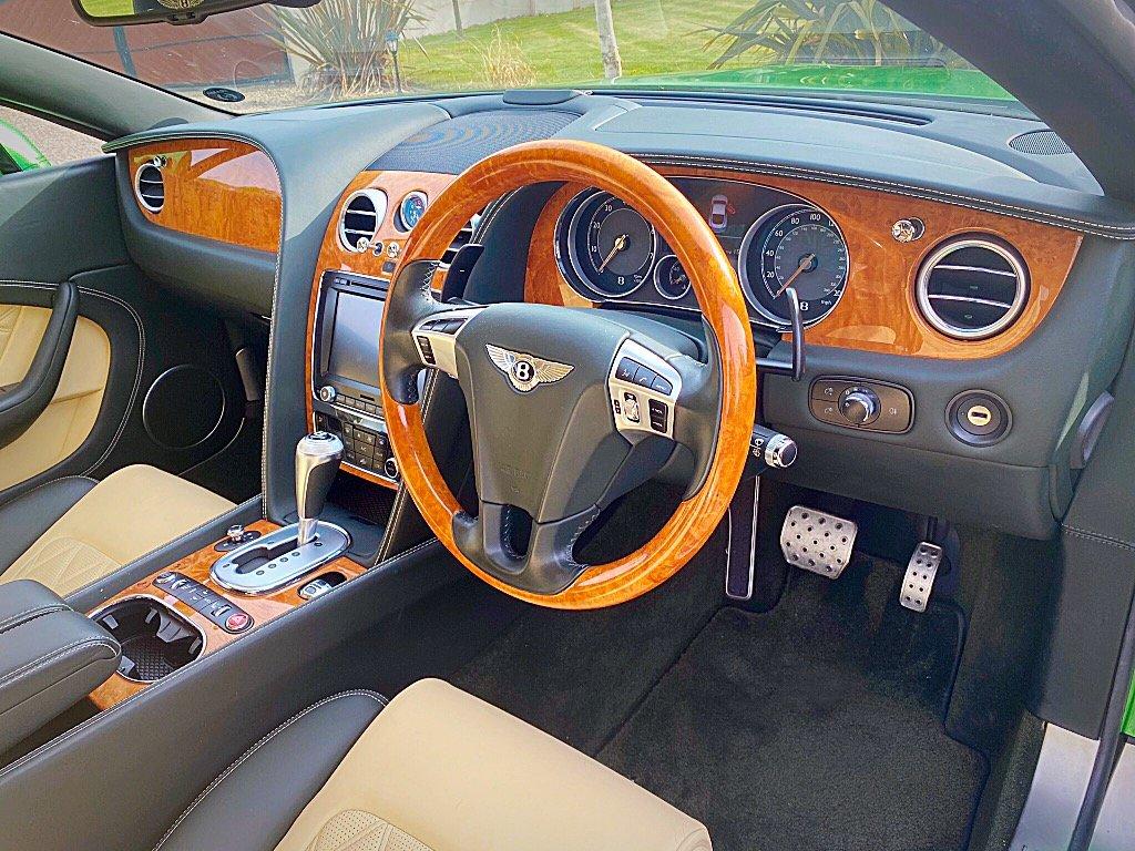 2013 BENTLEY CONTINENTAL GT V8 MULLINER S FACELIFT SPEC - PX For Sale (picture 5 of 6)