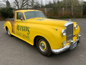 1956 Bentley Pickup For Sale by Auction