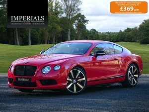 2014 Bentley  CONTINENTAL GT  4.0 V8 S MULLINER COUPE 2015 MODEL