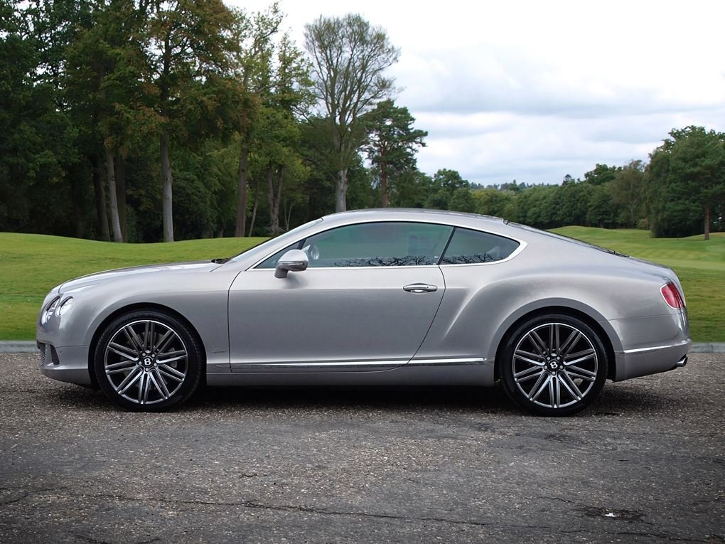 2014 Bentley  CONTINENTAL GT  SPEED COUPE AUTO  54,948 For Sale (picture 2 of 20)