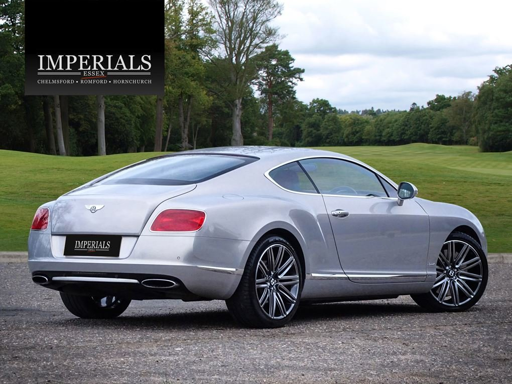 2014 Bentley  CONTINENTAL GT  SPEED COUPE AUTO  54,948 For Sale (picture 4 of 20)