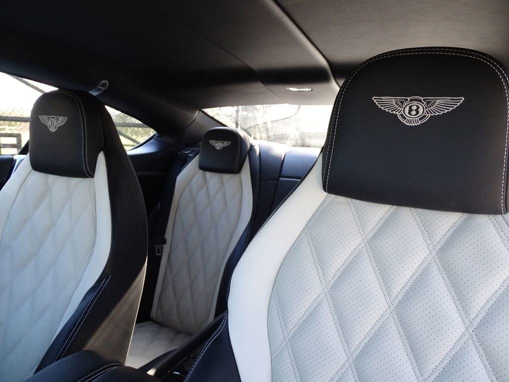 2014 Bentley  CONTINENTAL GT  SPEED COUPE AUTO  54,948 For Sale (picture 14 of 20)