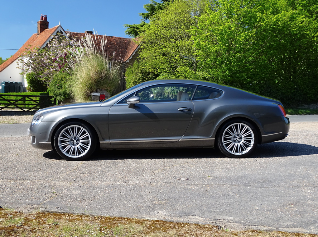 2008 Bentley  CONTINENTAL GT  GT SPEED 6.0 COUPE AUTO  28,948 For Sale (picture 2 of 23)