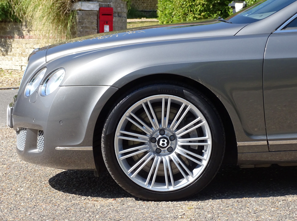 2008 Bentley  CONTINENTAL GT  GT SPEED 6.0 COUPE AUTO  28,948 For Sale (picture 5 of 23)