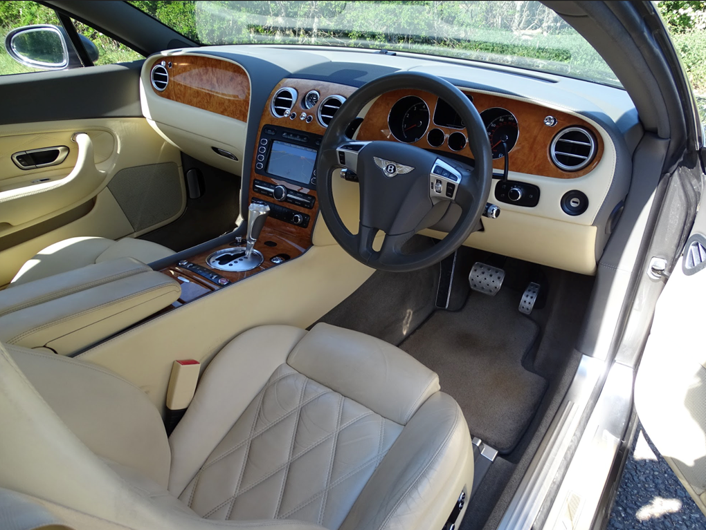 2008 Bentley  CONTINENTAL GT  GT SPEED 6.0 COUPE AUTO  28,948 For Sale (picture 8 of 23)