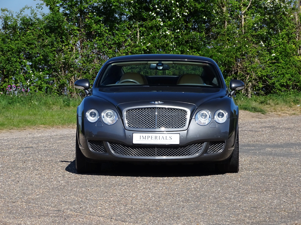 2008 Bentley  CONTINENTAL GT  GT SPEED 6.0 COUPE AUTO  28,948 For Sale (picture 9 of 23)