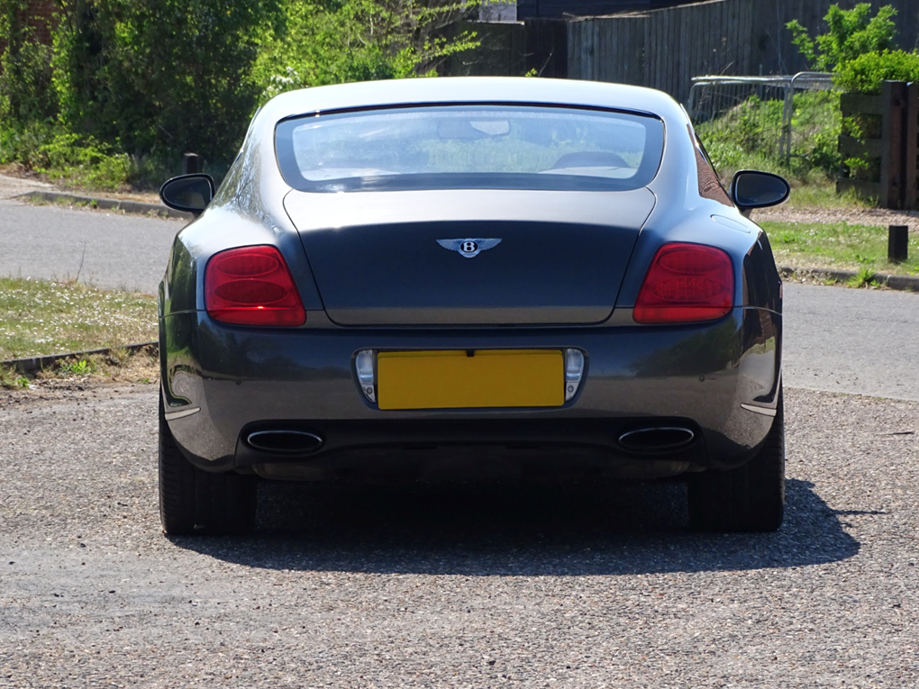 2008 Bentley  CONTINENTAL GT  GT SPEED 6.0 COUPE AUTO  28,948 For Sale (picture 10 of 23)