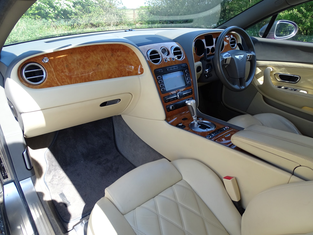 2008 Bentley  CONTINENTAL GT  GT SPEED 6.0 COUPE AUTO  28,948 For Sale (picture 11 of 23)