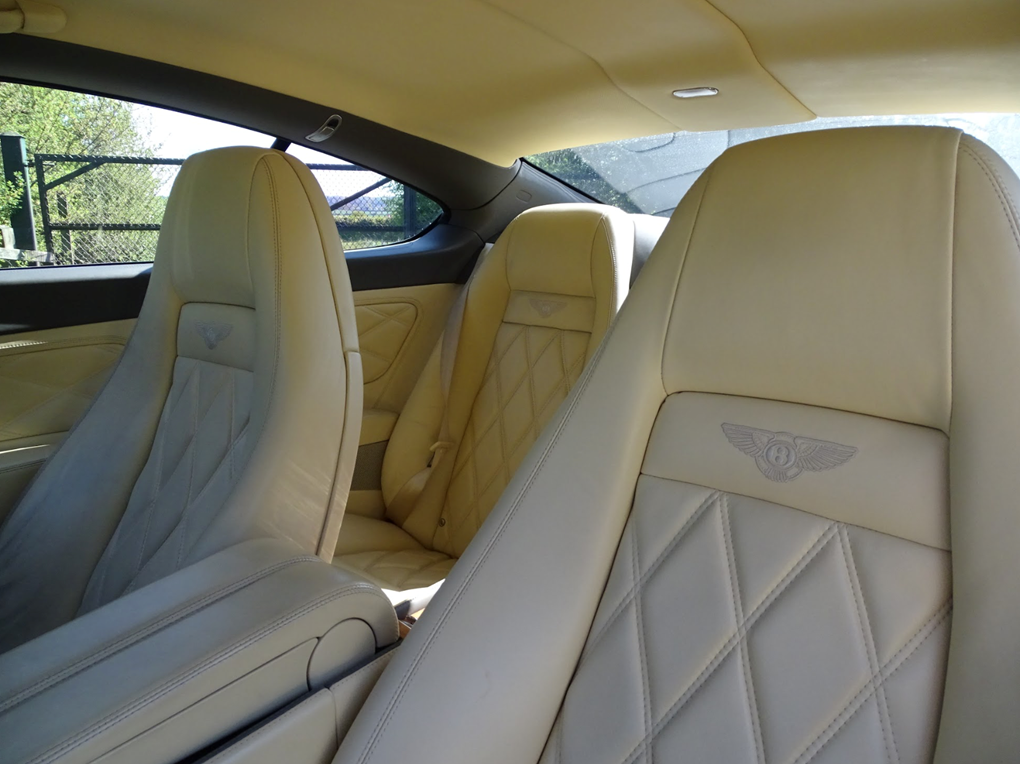 2008 Bentley  CONTINENTAL GT  GT SPEED 6.0 COUPE AUTO  28,948 For Sale (picture 12 of 23)