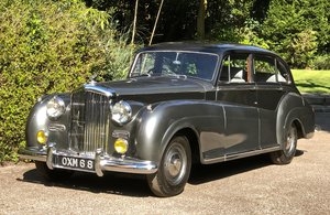 1952 Bentley R TYPE James Young Sports Saloon  For Sale