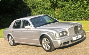 "Picture of 2003 BENTLEY ARNAGE T 6.7     495Bhp ""Black Label edition"" For Sale"