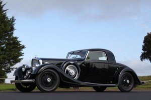 1935 Bentley 3 1/2 Litre Three-Window - GS CARS SOLD by Auction