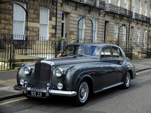 1955 BENTLEY S1 - UNREPEATABLE - 1 OWNER FOR 54 YEARS ! SOLD