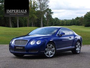 2007 Bentley  CONTINENTAL  GT MULLINER COUPE 6.0  29,948
