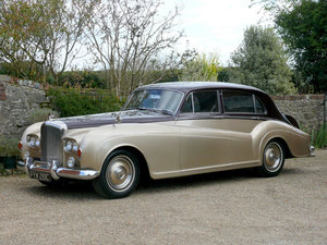 1965 Bentley S3 LWB Touring Limousine SCT100 James Young For Sale