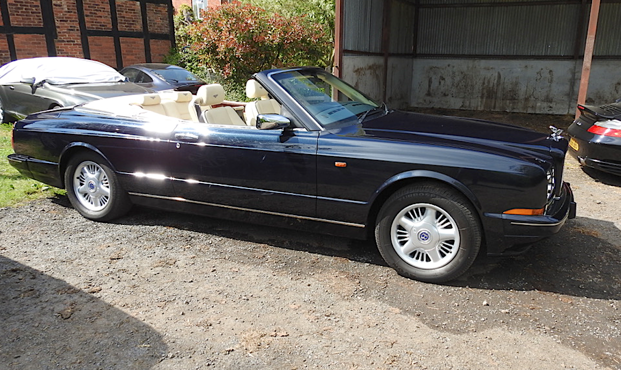 1996 Magnificent Bentley Azure Midnight Blue SOLD (picture 5 of 6)