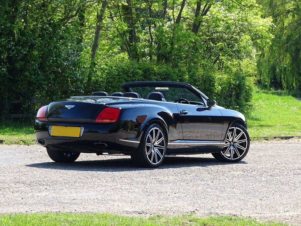 2008 Bentley  CONTINENTAL  GTC MULLINER CAB  POA For Sale (picture 5 of 23)