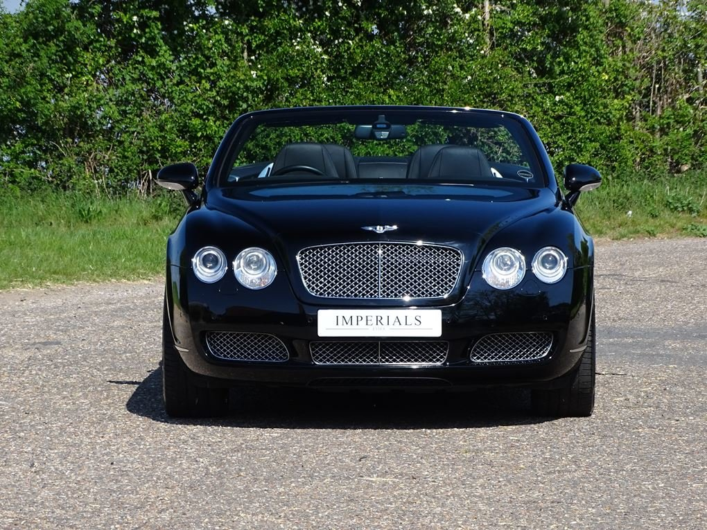 2008 Bentley  CONTINENTAL  GTC MULLINER CAB  POA For Sale (picture 10 of 23)