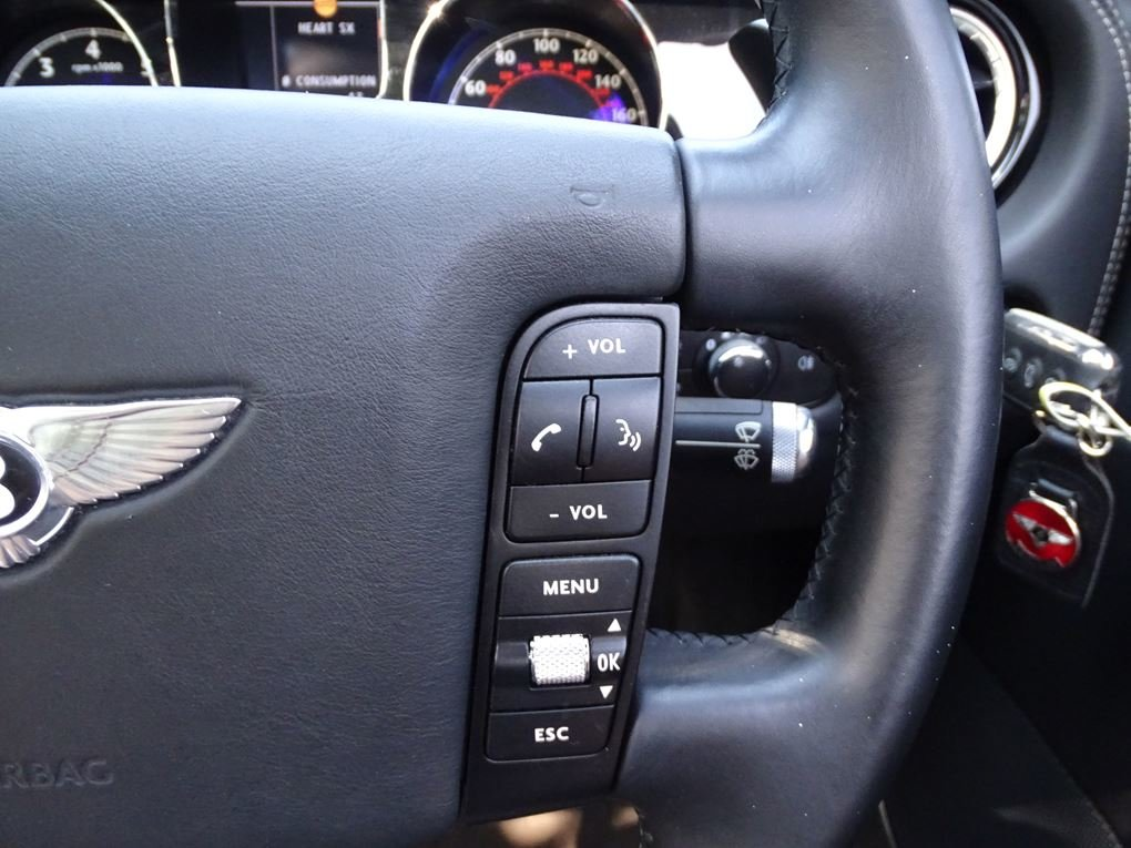 2008 Bentley  CONTINENTAL  GTC MULLINER CAB  POA For Sale (picture 21 of 23)