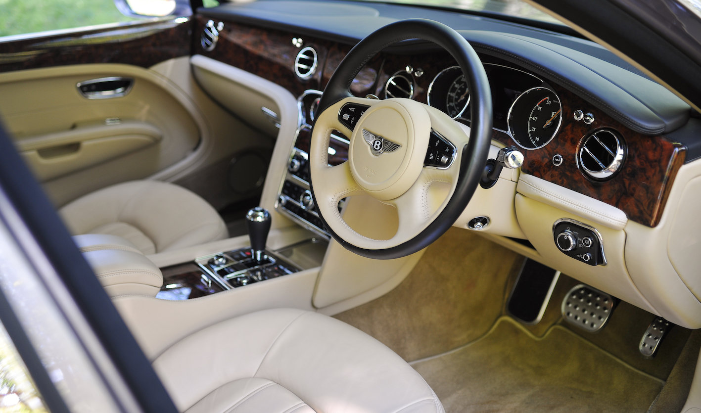 2011 Bentley Mulsanne SOLD (picture 3 of 6)