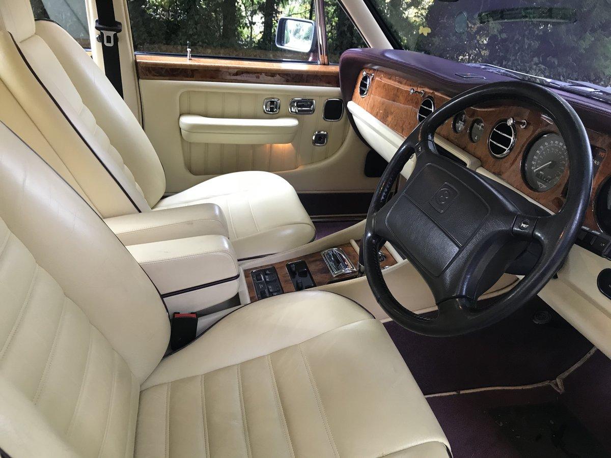 1994 Bentley Turbo R Auto 4 Door Saloon For Sale (picture 3 of 6)