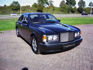 Picture of 1999 Bentley Arnage  € 35.900 For Sale