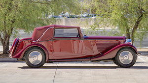 1934 Bentley 3½-Litre Drophead Coupe RHD - GS CARS