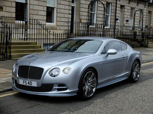 2015 BENTLEY GT SPEED - JUST 6500 MILES - AS NEW ! SOLD