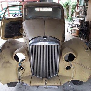 1952 Bentley Mark VI 4.5lt