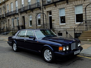 1996 BENTLEY TURBO R - FACELIFT - SUNROOF - 57K - SUPERB HISTORY  SOLD