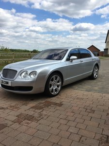 2006 Bentley Flying Spur only 23100 miles