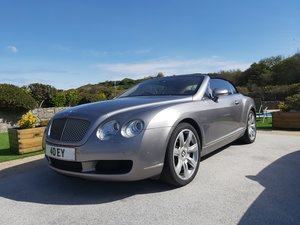 2007 Bentley Continental 6.0 4x4 Automatic
