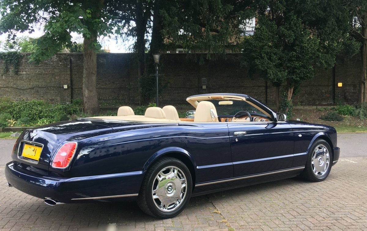 Sold !Bentley Azure Convertible 2006 done 10.200 miles  SOLD (picture 6 of 6)