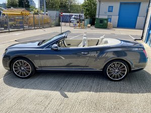 2011 1 OWNER BENTLEY GTC SPEED with FULL JACK BARCLAY SERVICE